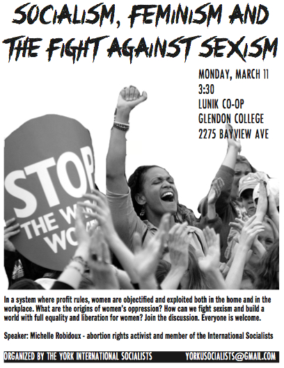 fight against oppression on women essay