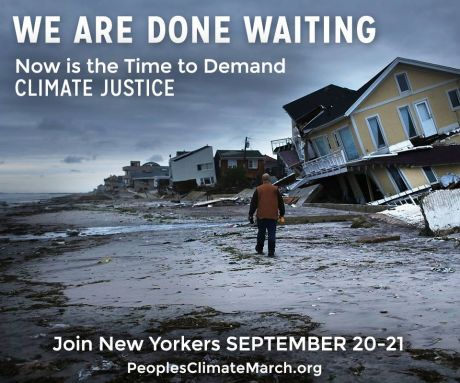 Demand Climate Justice at the People's Climate March