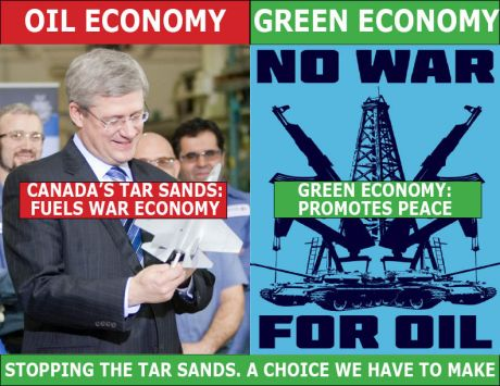 canadian oil sands and ethical oil