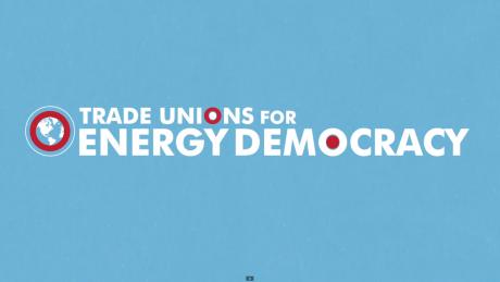 Trade Unions for Energy Democracy