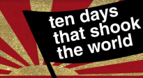A staged reading of Ten Days that Shook the World, celebrating the Russian Revolution