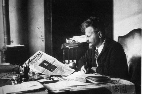 Leon Trotsky in 1931
