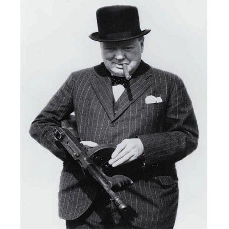 Prime Minister Churchill