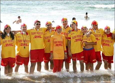 Australian Surf and Rescue