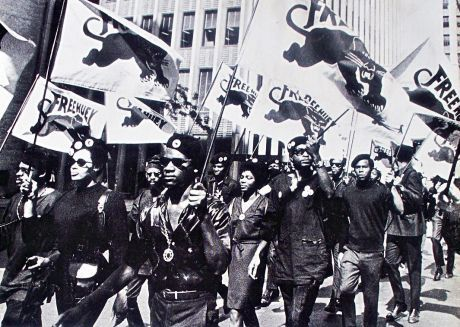 50 Years Since The Black Panther Party Socialist Ca