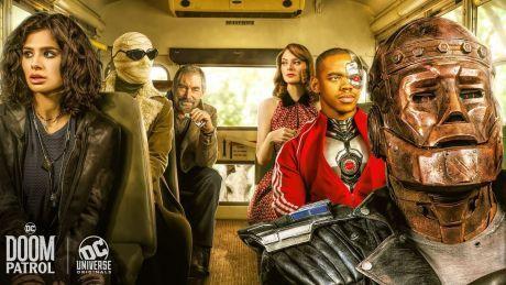 Doom Patrol promotional image