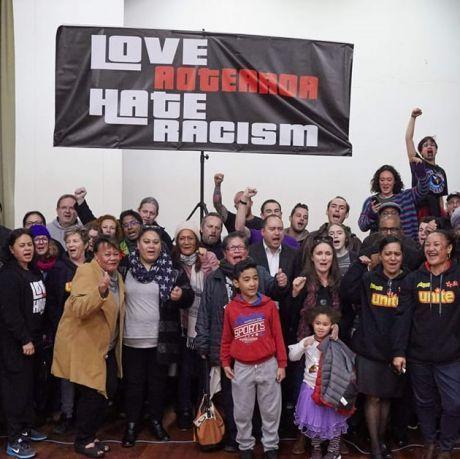 Love Aotearoa Hate Racism