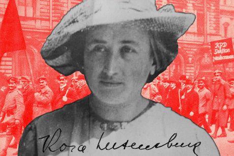 Resultado de imagem para Rosa luxemburg picture