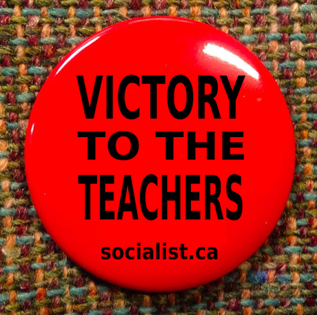 victory to the teachers