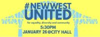 New West United for equality diversity and community