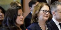 Former cabinet ministers Wilson-Raybould and Philpott