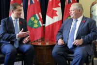 Fightback against Ford can sink Scheer