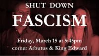 Shut down Fascism