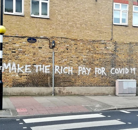 Make the rich pay