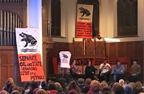 Panel discussion at PowerShift
