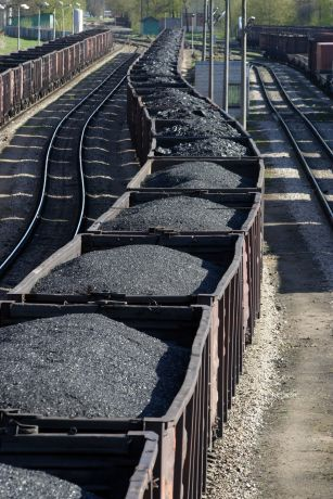 Coal trains not welcome