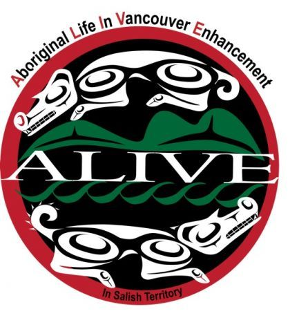 ALIVE Logo by Lou-ann Ika'wega Neel