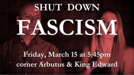Shut down Fascism