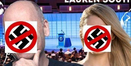 White supremacists forced to cancel their event