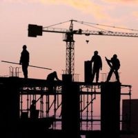 Construction workers are in danger